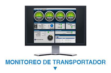 imagen del control deslizante para el monitor del transportador