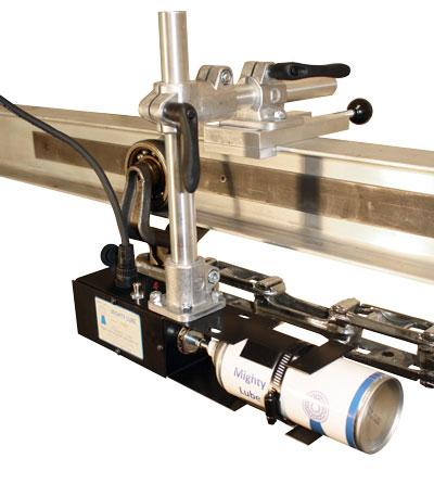 marcador de pintura de desgaste de la cadena