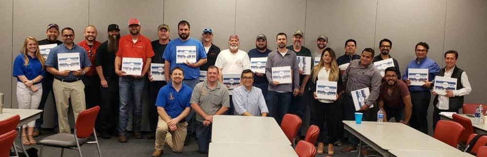 2019 MOCS Group - Mighty Lube and OPCO Equipment Training